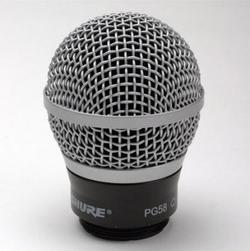 Shure PG58 hoved