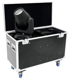 Flightcase til 2 x Futurelight DMH-90/150/ DMB-60/150/160/ PLB230