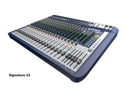 Soundcraft Signature MTK-serie
