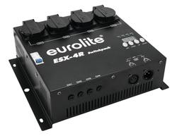 Eurolite ESX-4R RDM DMX switch-pack