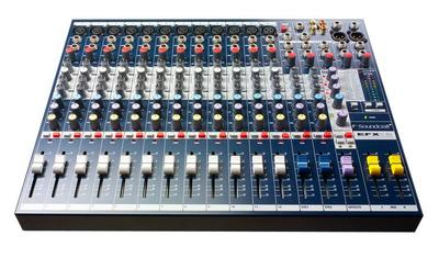 Soundcraft EFX-serie