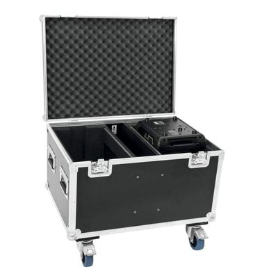 Flightcase til 2 x Futurelight Wave LED