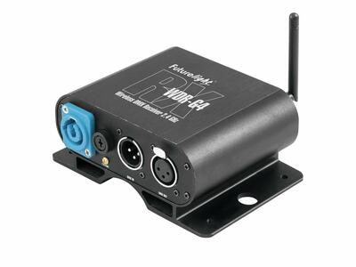 Futurelight WDR-G4 TX Wireless-DMX-Receiver